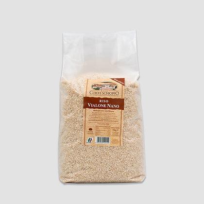 Riso Vialone Nano Classico Semilavorato - 5 kg