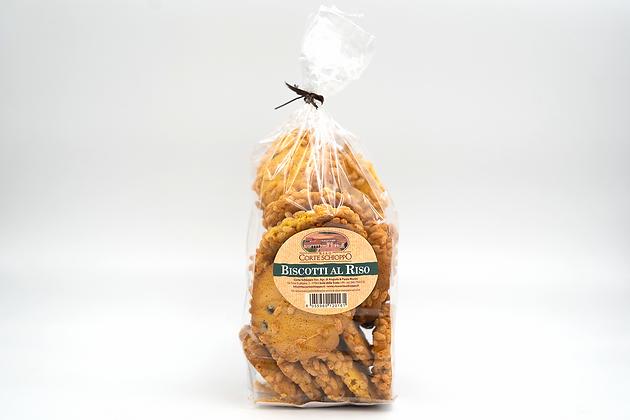 Biscotti Risi del Deserto con farina di Riso - 250 grammi