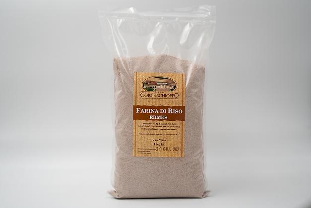 Farina di Riso Ermes - 1 kg