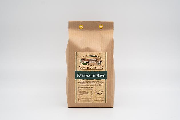 Farina di Riso - 750 grammi