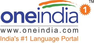 OneIndia Logo