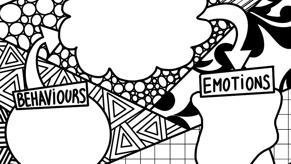Free mindful colouring printable sheet