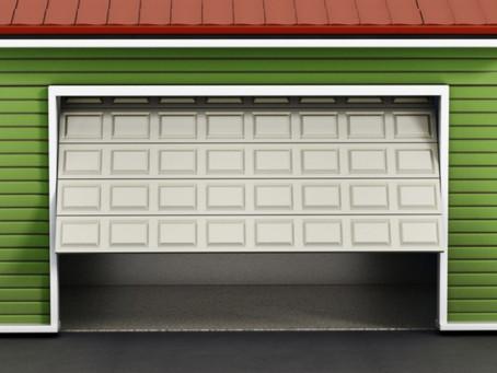 Garage Door 18 Inspection Points