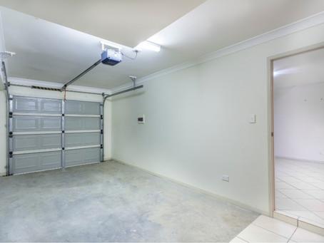 Unlocking To A Gorgeous Garage
