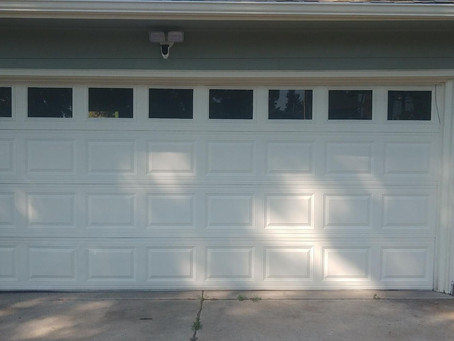 How much does a two-car garage door opener installation cost?