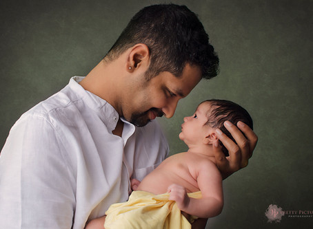 New dad and new role