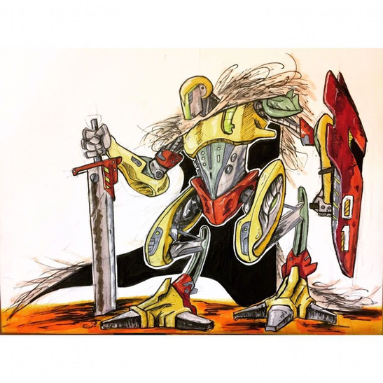 Knight of the Round