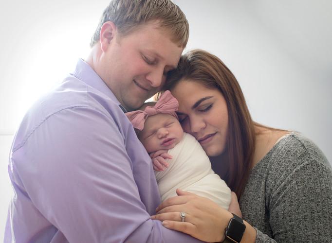 Brenham Texas newborn photographer