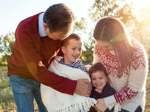 Gift Card- Family Session