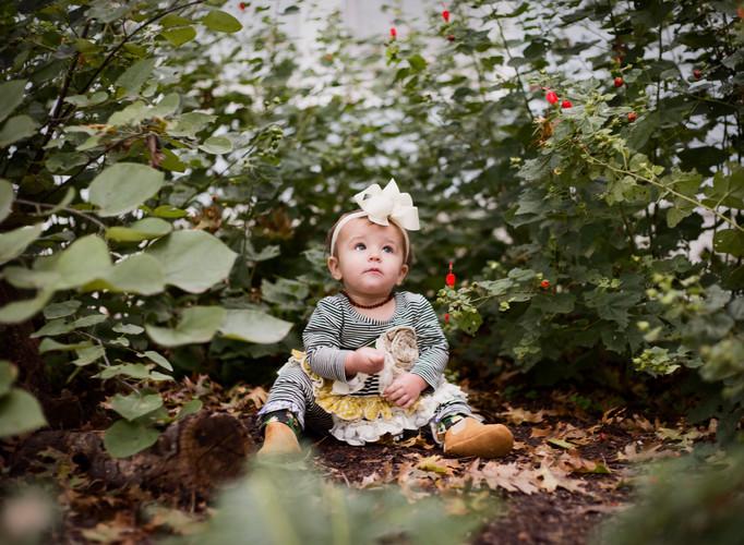Brenham Texas baby photographer