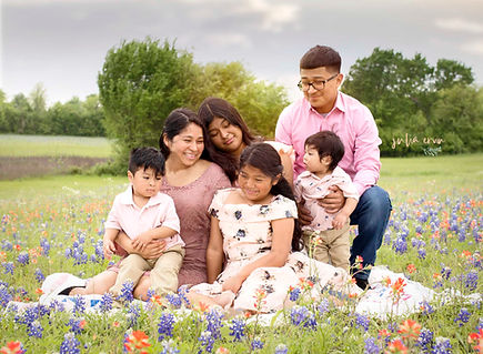 Brenham bluebonnet session