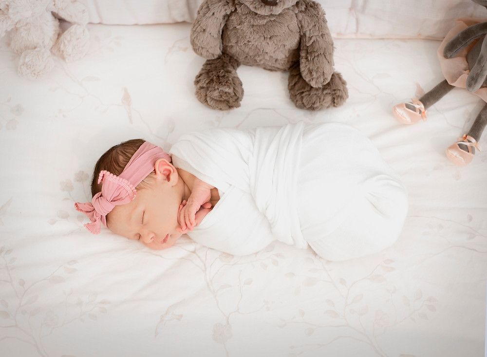 Brenham newborn photographer