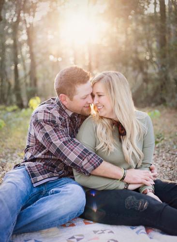 Brenham Texas couples photographer
