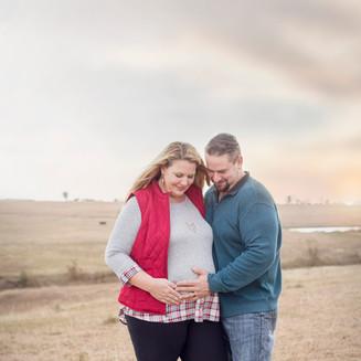 Brenham Maternity Photographer