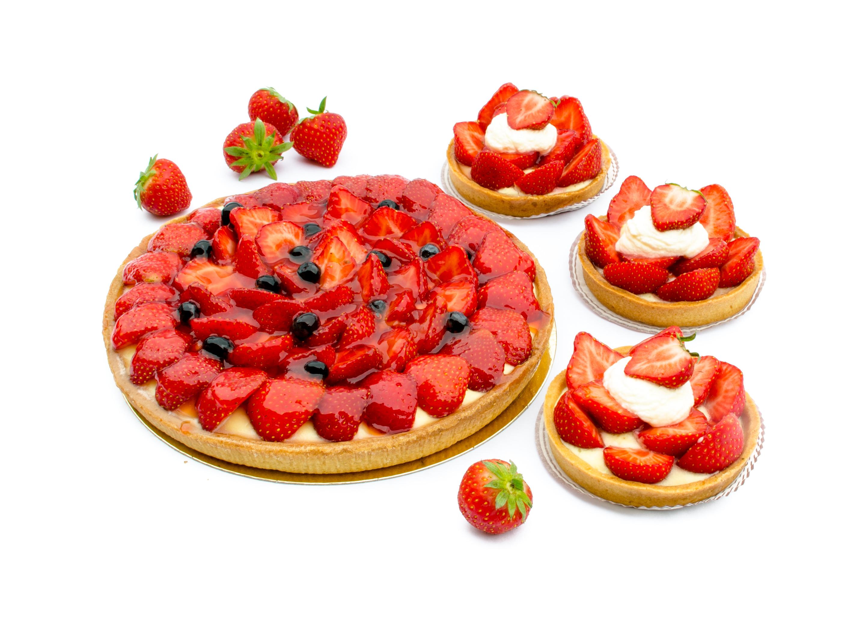 Le_Pâtissier_Gascon_Tarte_aux_fraises
