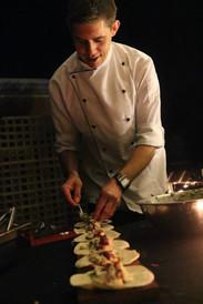 Chef Ben Kenward
