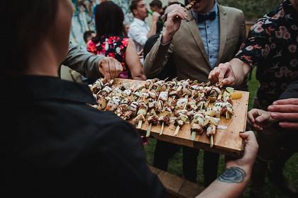 Food Graffiti Wedding