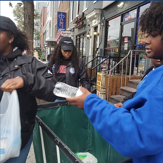 Feed the Homeless