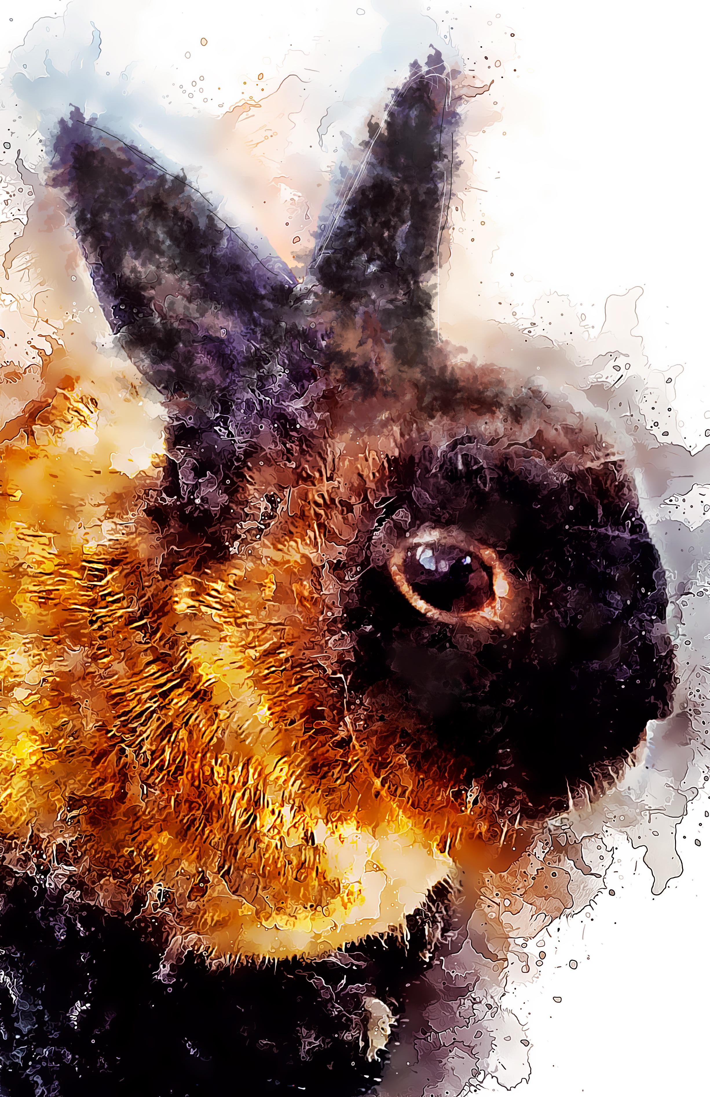 Bunny-GlassyWatercolor2