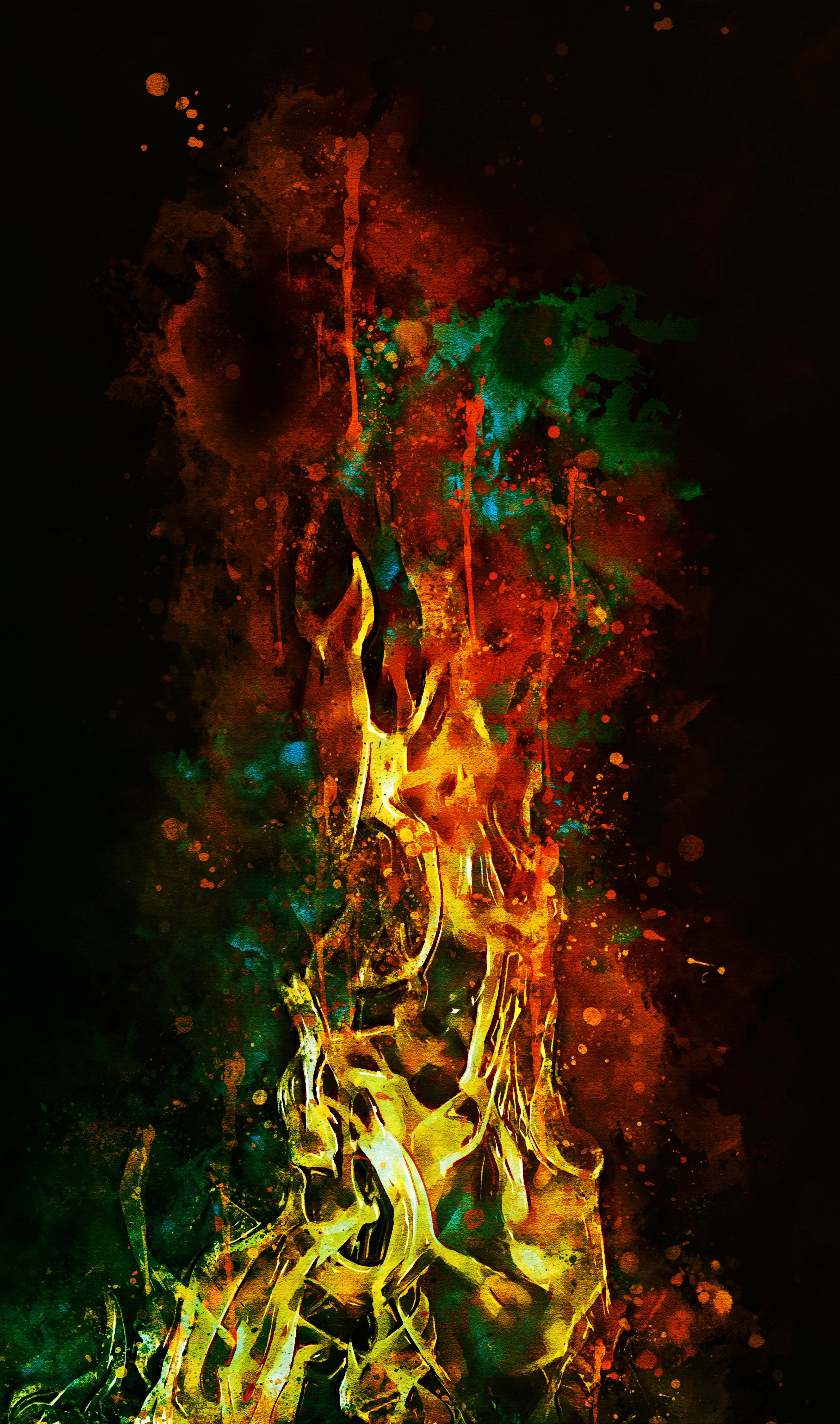 FireColor-WatercolorSplatter