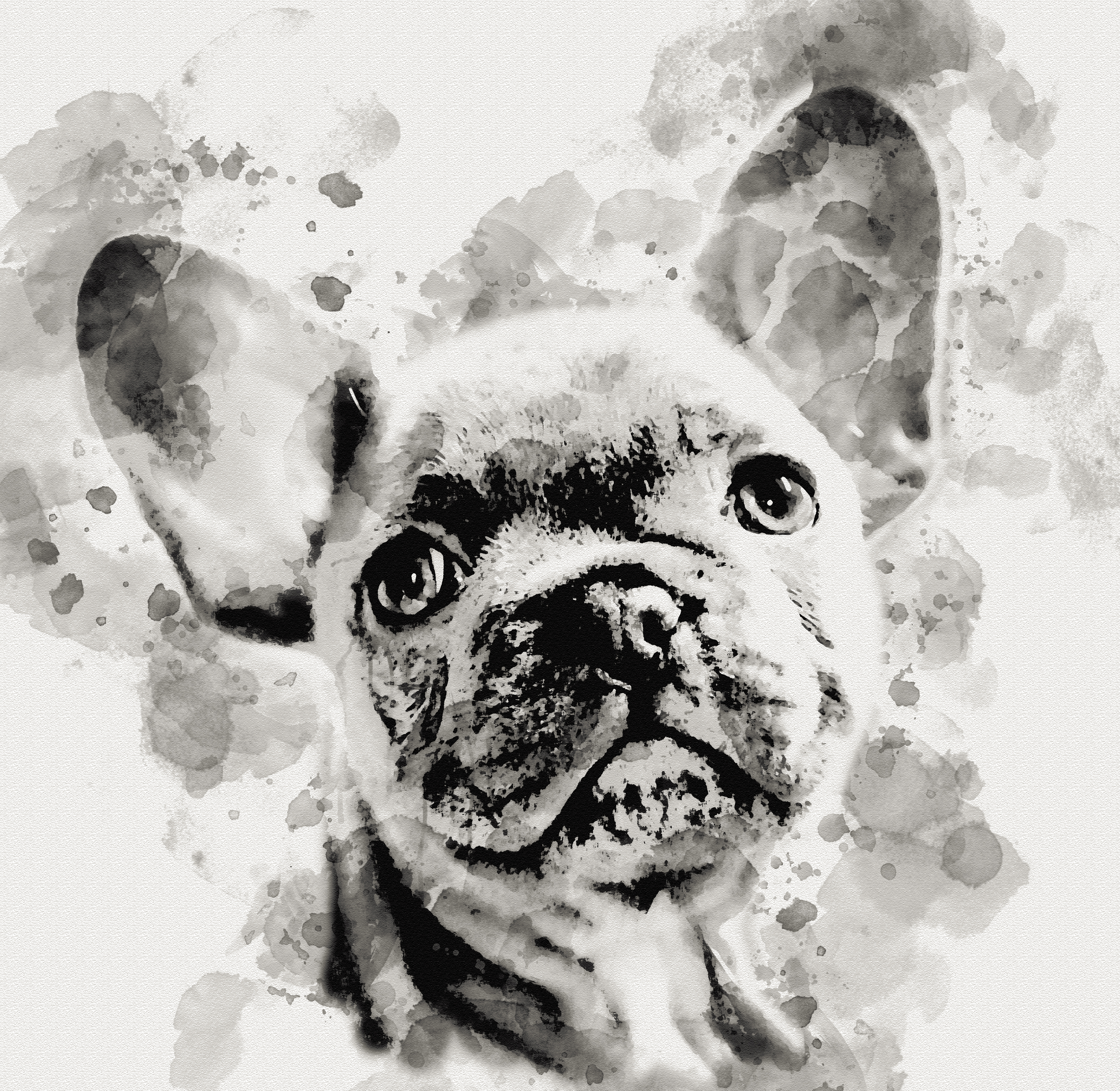 frenchiPup-Ink