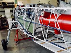 Zlin 226 overhaul