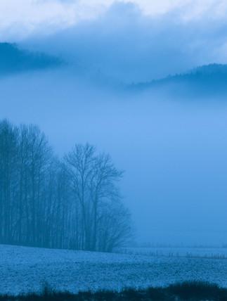 Blue Hour VIII
