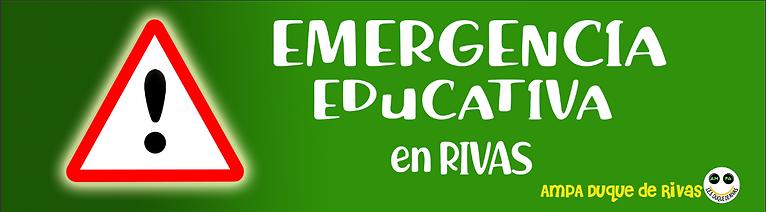 Baner emergencia educativa.png