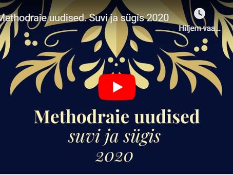 Methodraie tegemised suvi ja sügis 2020