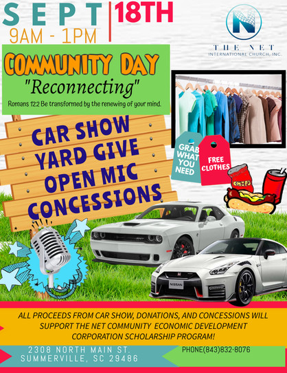 Reconnect Community Event