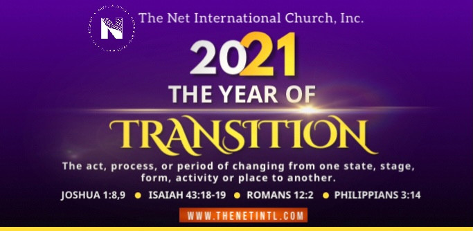 The Year Of Transition