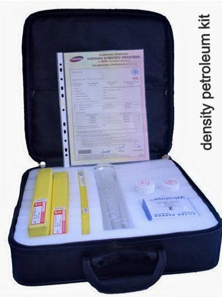 Petroleum Density Kit With NABL Certificate