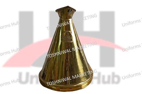 Petrol Pump use 5 ltr Brass Jar