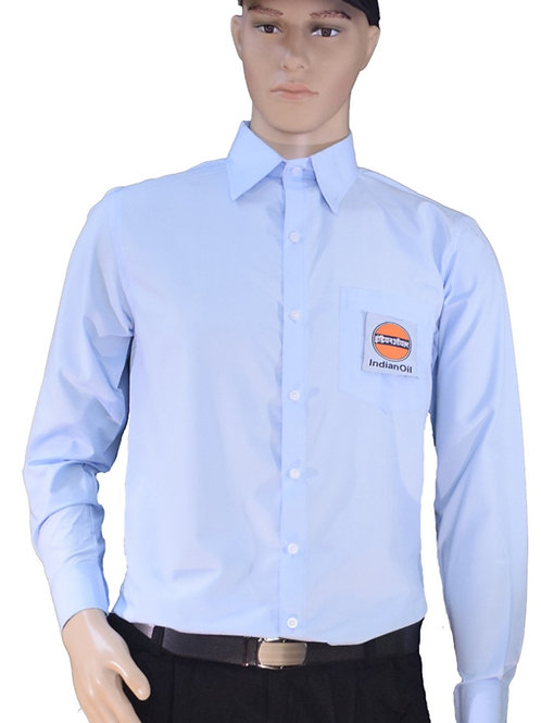 Indian Oil IOCL manager shirt