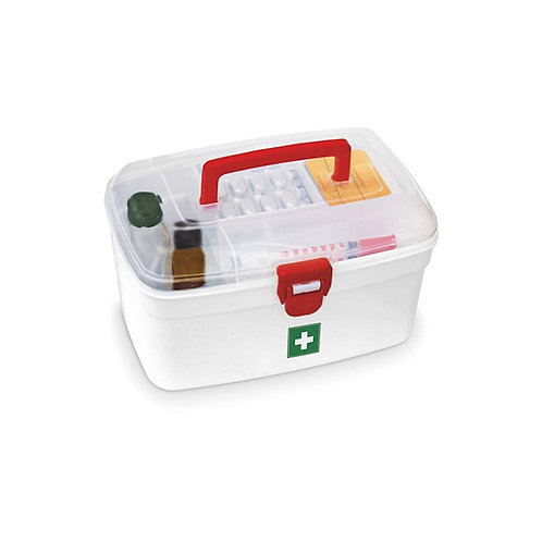 First Aid Kit Box - Without Medicine