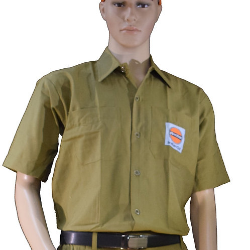 Indian Oil IOCL tanker driver shirt