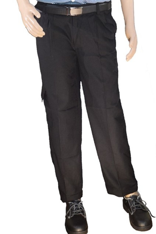 Indian Oil IOCL Black Pant with pocket