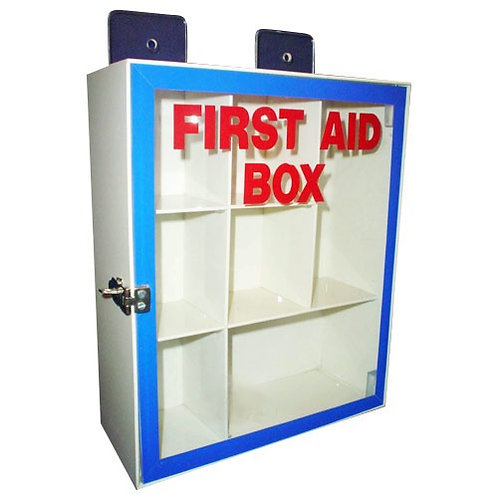 First Aid Box - Without Medicine