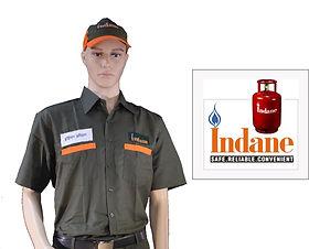 indane gas dsm uniform by toshniwal mark