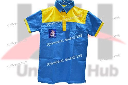 Bharat Petroleum DSM Salesman Shirt