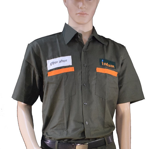 Indane Gas Salesman Shirt