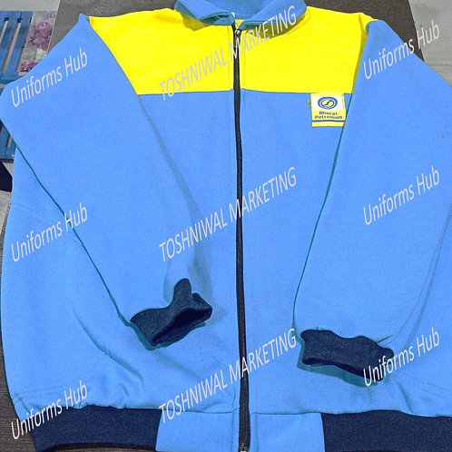 Bharat Petroleum BPCL Winter Sweater Jacket