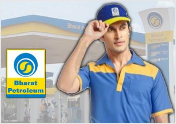 bpcl petrol pump employee dress
