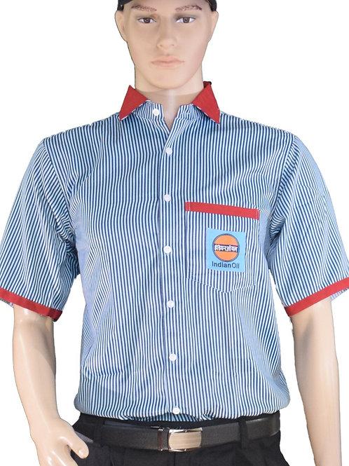 Indian Oil IOCL DSM salesman shirt