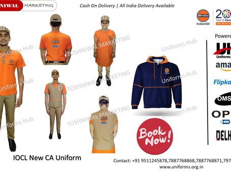 IOCL New CA Uniform   Indian Oil - 2021