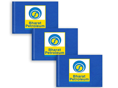Flag - Bharat Petroleum ( BPCL )