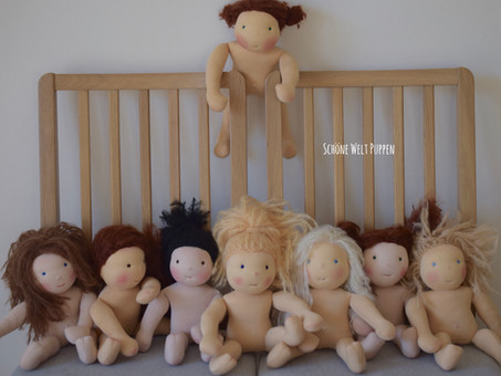 Puppen-Näh-Kurs