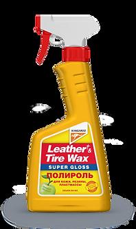 КANGAROO Leather & Tire Wax Super gloss
