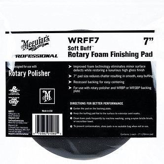 Полировальник поролоновый мягкий Rotary Foam Finishing Pad  WRFF7 178 Meguiars