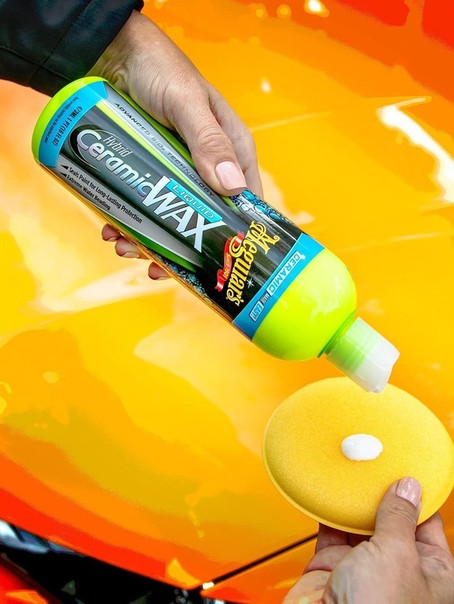 НОВИНКА!!! Гибридный керамический воск Hybrid Ceramic Liquid Wax (крем)